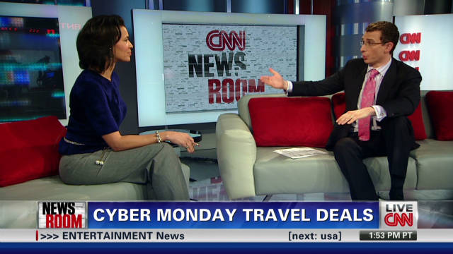Cyber Monday can get you to Hawaii