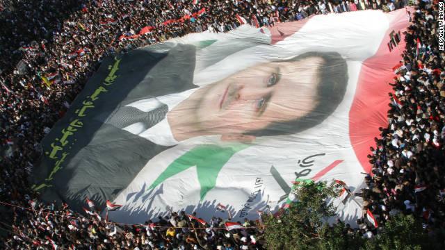 Arab League sanctions punish Syria