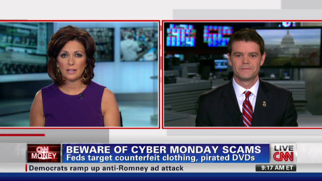 FBI cracking down on Cyber Monday scams