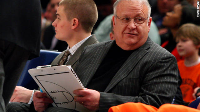 Syracuse assistant basketball coach Bernie Fine was fired after 35 years with the program.
