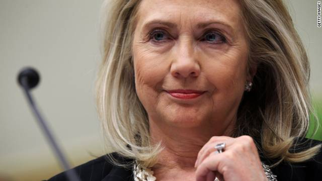 Clinton 'not truly well off'