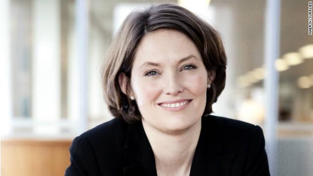 Maria Pejter, senior director of group human resources at Maersk, says assessment tests have delivered a strong workforce.