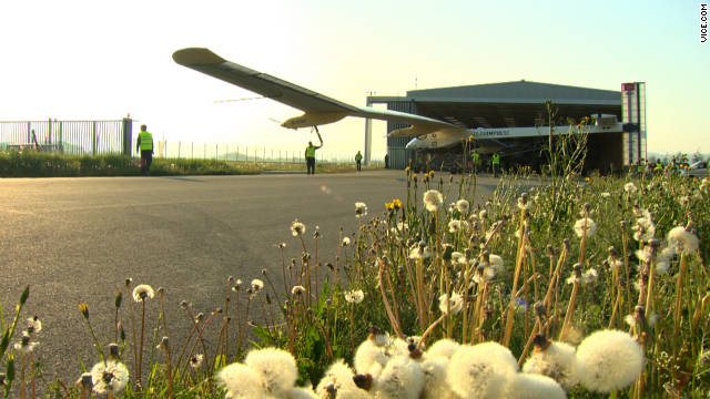 Solar aircraft the future of flight?