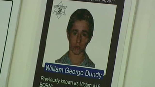 Serial killer victim ID'd after decades