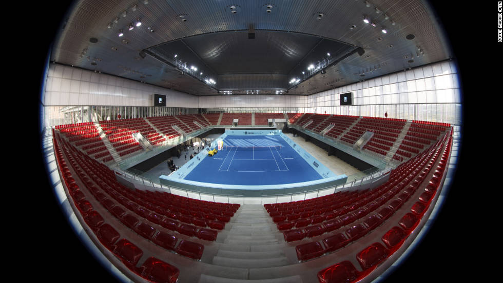 The Madrid Open was a hard court tournament from 1990 to 2008 before it switched to clay in 2009. The 2012 version will take place at the Caja Mágica between May 4 and 13.
