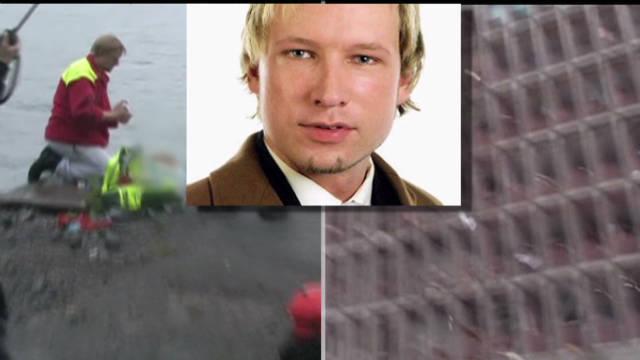 Police: Norway murder suspect is insane
