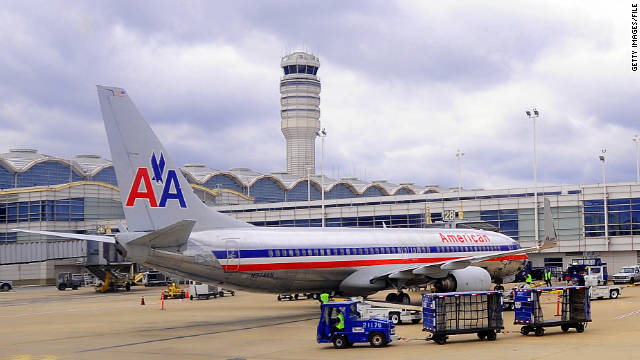 American Airlines has lost $4.8 billion over 3 1/2 years.