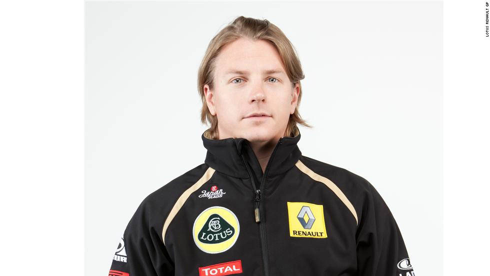 Raikonnen's return to F1 was confirmed on Wednesday, with the 32-year-old signing a two-year deal with Renault.