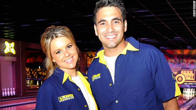 "Ali Fedotowsky, shown here with Roberto Martinez in July, says their arguments continued ""and we both deserved more."""
