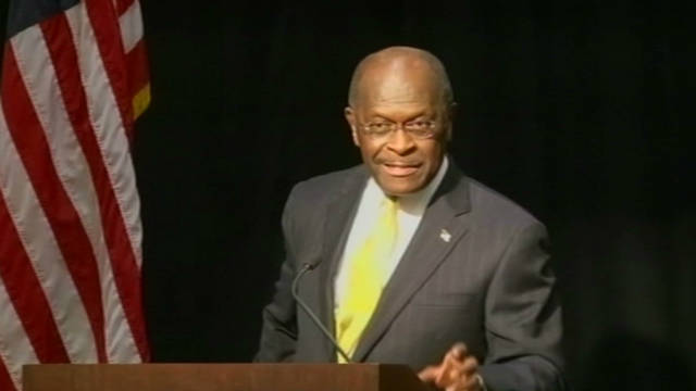 Cain: 'I have been attacked'