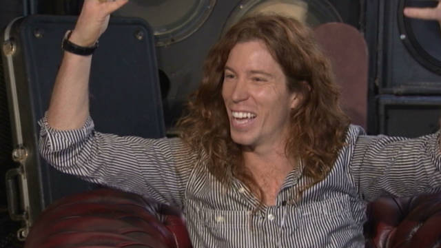 Shaun White: Life as a snowboarder