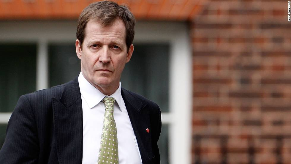 "Alastair Campbell, Tony Blair's former communications director, was<a href=""http://www.cnn.com/2012/02/08/world/europe/uk-phone-hacking/"" target=""_blank""> paid costs and undisclosed damages </a>after the publisher apologizes for intercepting phone messages."