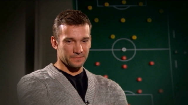 Shevchenko wants to end on high note
