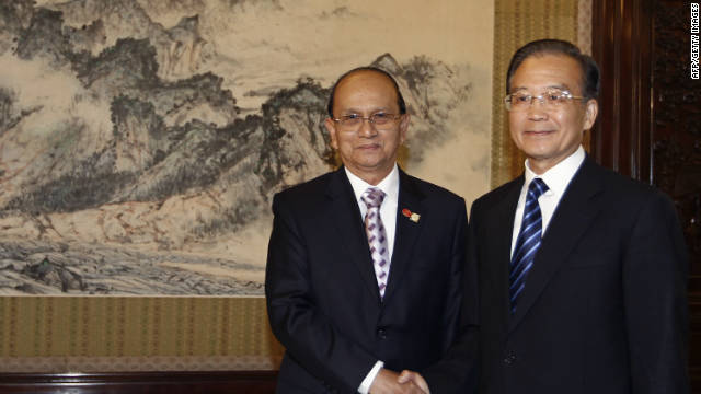 China, Myanmar ties to remain strong