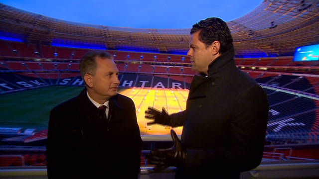Whirlwind tour of Euro 2012 co-host