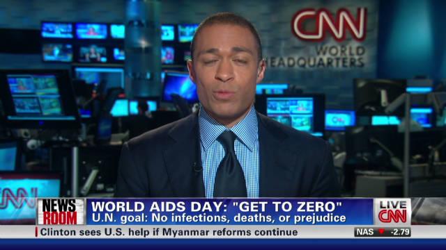 """World Aids Day: """"Get to Zero"""""""