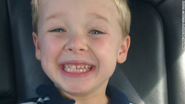 Zander, the 5-year-old son of country singer Mindy McCready, has been declared a missing person.