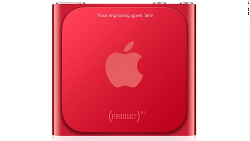 "Apple is donating a portion of the proceeds from each <a href=""http://www.apple.com/ipod/red/"" target=""_blank"">Product Red</a> special-edition iPod to Africans with AIDS. The donations will go directly to the Global Fund to Fight AIDS."