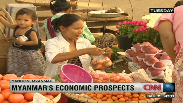 Myanmar's economic prospects