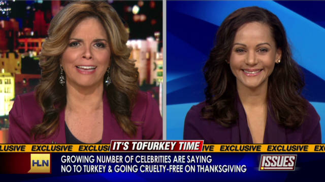 White: Avoid turkey on Thanksgiving