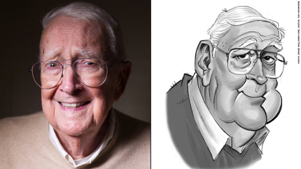 """Jack Davis, 87, was the artist of the very first article in the very first issue of Mad. An """"absolute master,"""" in the words of Jaffee, his drawings have illustrated movie posters, magazine covers and hundreds of issues of Mad."""