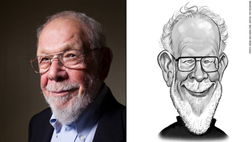 "Al Jaffee, 90, is best known for the Mad Fold-in and ""Snappy Answers to Stupid Questions."" He's been contributing since 1955."