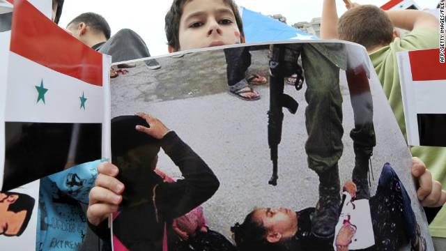 Activist: Humanitarian crisis in Syria