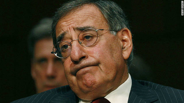"U.S. Defense Secretary Leon Panetta has urged Israel to get to the ""damn table"" in peace talks"