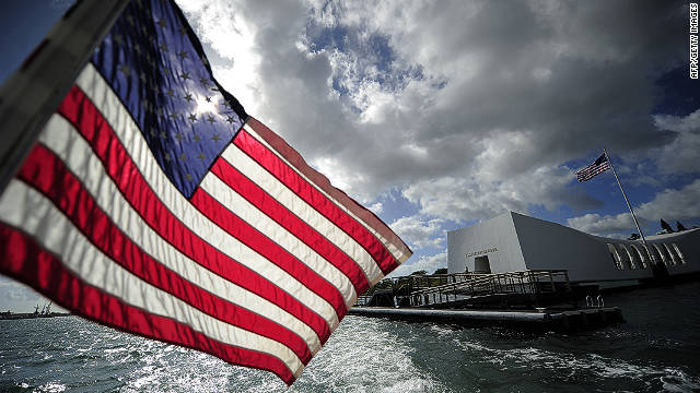 About 120 Pearl Harbor survivors are expected to attend Wednesday's 70th anniversary of the attack.