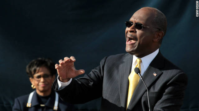 GOP field trying to lure Cain supporters