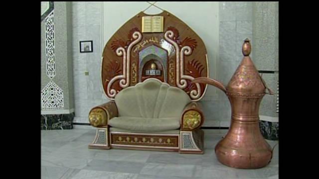 Saddam's palaces to become museums?