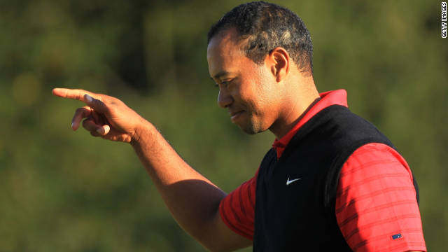Turning point for Tiger?