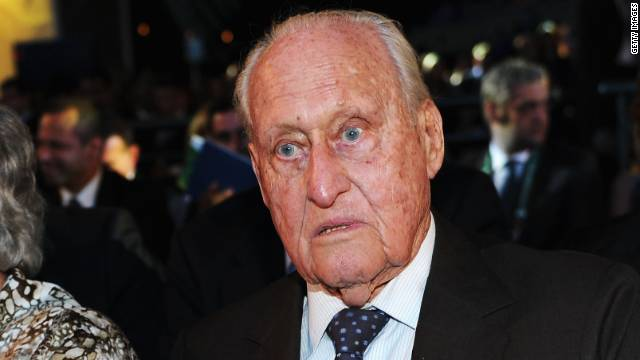 Former FIFA president Joao Havelange was also member of the IOC for 48 years.
