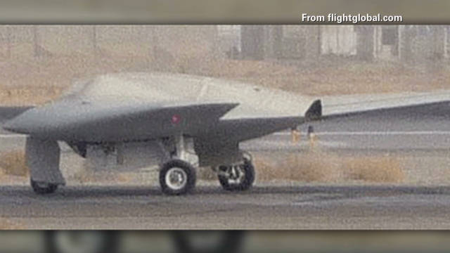Experts: Skeptical U.S. drone shot down