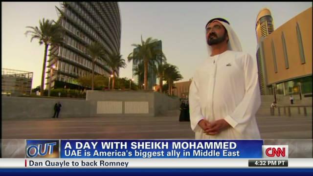 PM of UAE: Syria needs to change