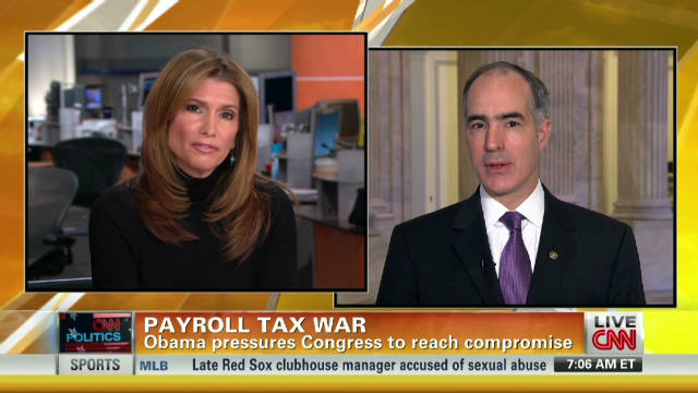 Payroll tax war
