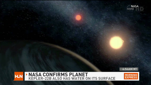 Planet confirmed that could have water - CNN.com