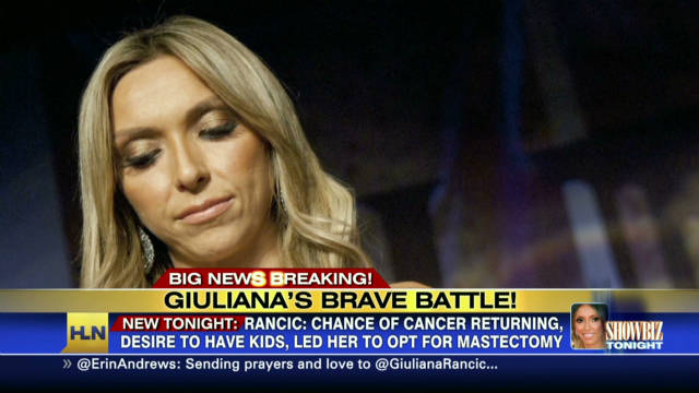 Giuliana Rancic's cancer battle