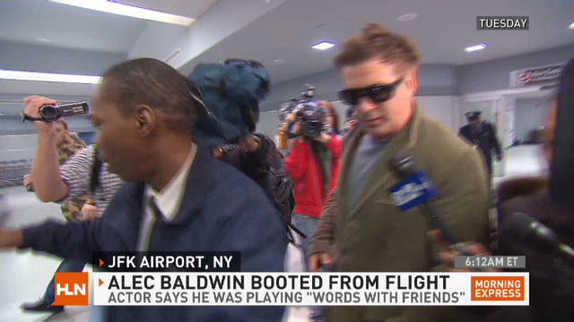 2011: Device gets Baldwin kicked off flight