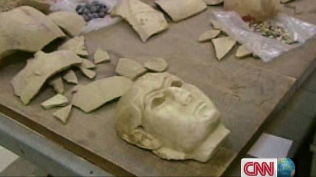The lost treasures of Iraq