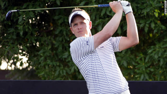 World number one Luke Donald is still searching for the first major triumph of his career.