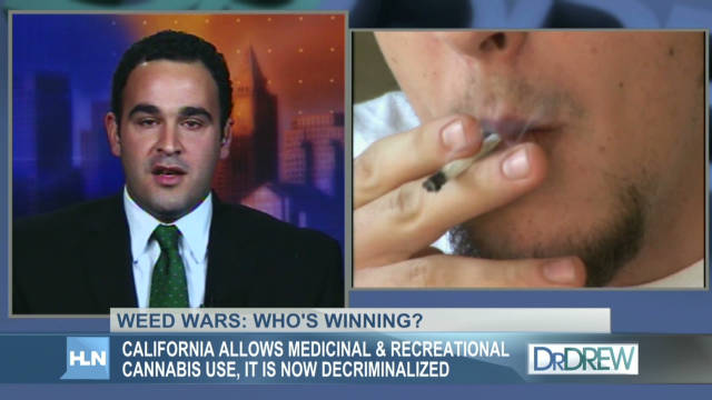 Recommendations aim to loosen pot laws