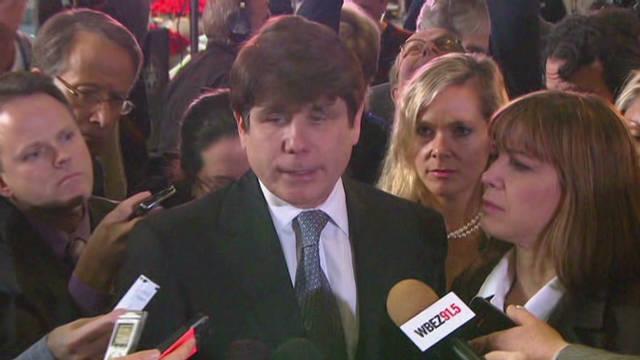2011: Blagojevich sentenced