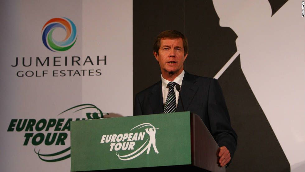 In November 2007, European Tour chief executive George O'Grady announced that the Race to Dubai would replace the Order of Merit with a prize fund of $10 million -- which was later reduced by a quarter due to the economic downturn.