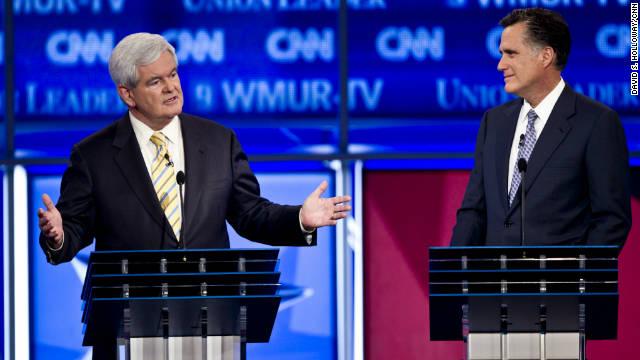 2011: GOP contenders' first debate