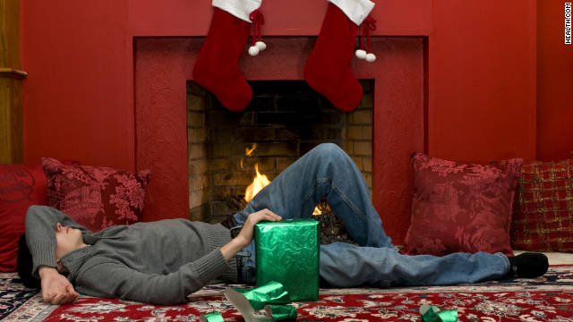 Make a good night's sleep a priority during the holiday season.