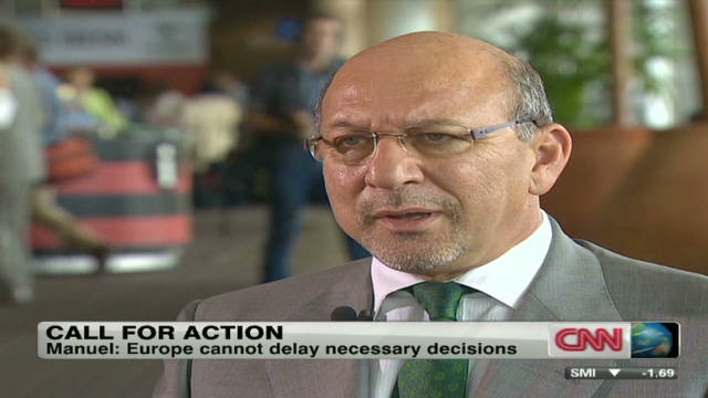 Euro crisis a global game changer?