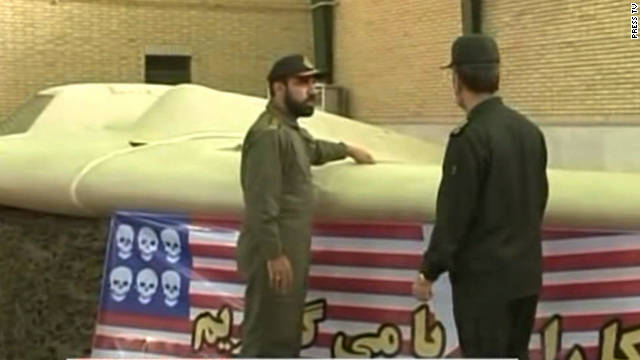 Iran ambassador: We took down drone