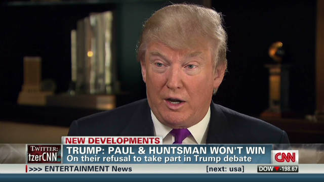 Trump close to endorsing candidate