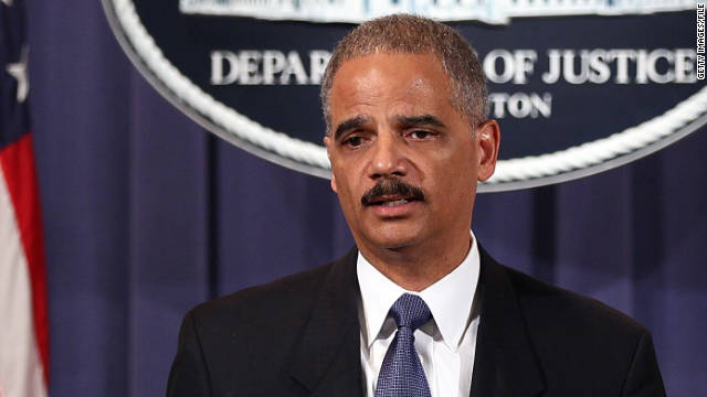 Attorney General Eric Holder claims provisions of the Voting Rights Act are under assault by South Carolina.